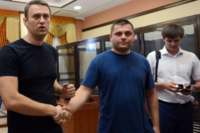 Навальный подал объявление насудью за вердикт поделу «Кировлеса»