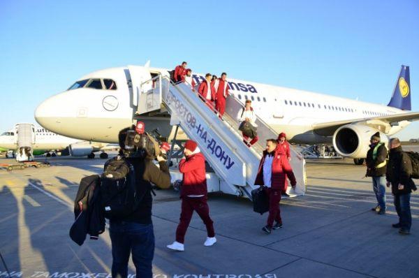 Два самолёта флагманской авиакомпании Германии Lufthansa прибыли во вторник, 22 ноября, в столицу донского края.