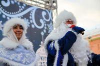 Дед Мороз из Великого Устюга поздравит барнаульских детей