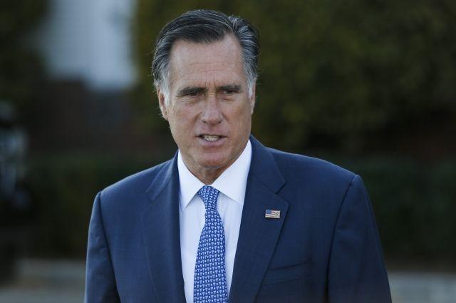 СМИ назвали Митта Ромни основным кандидатом напост госсекретаря США