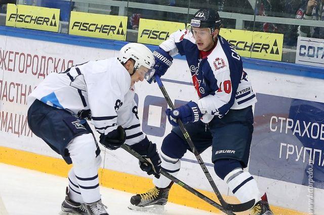 НижегородскийХК «Торпедо» разгромил «Медвешчак» срезультатом 5:0