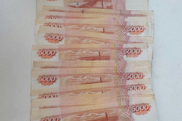 ВТюмени раскрыли хищение 5 100 000 руб.