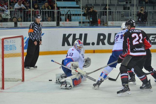 Омичи уверенно обыграли гостей из Тольятти.