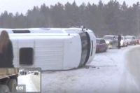 Кадр из видео полицейских.