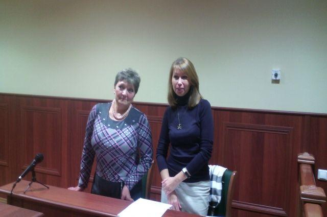 Верховный суд Карелии. Представитель Надежды Гонгелевой в суде медиаюрист Елена Пальцева