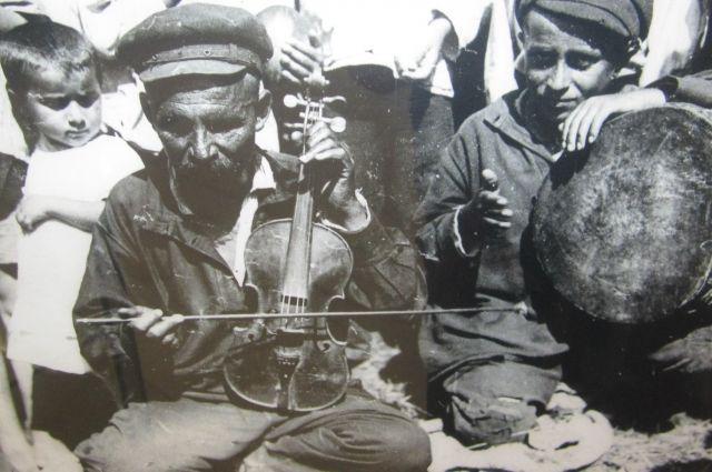 Чеченские музыканты начала 20 века.