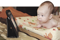 Часто раннее развитие ребёнка - это проблема родителей, а не детей.