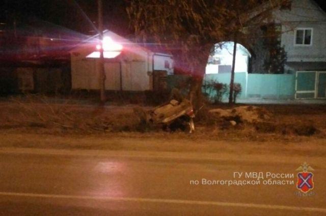 Повине нетрезвого волгоградца вДТП погибла 27-летняя девушка