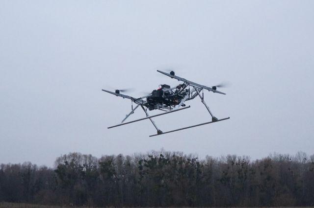 ВУкраине создали уникальный беспилотник