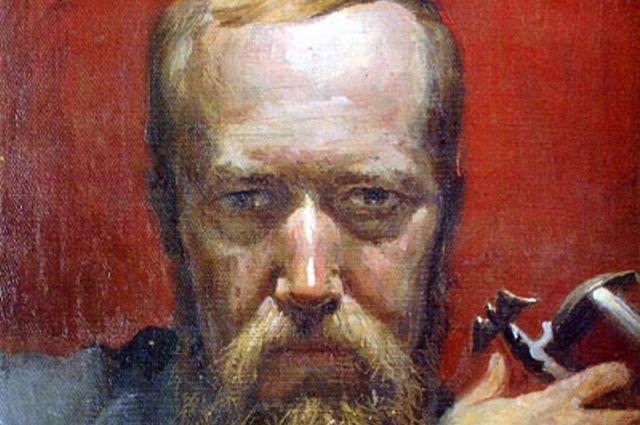 Автопортрет художника 1976 года.