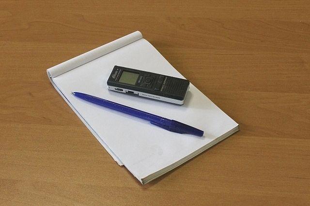 Диктофон, который он хотел купить, был замаскирован под флешку.