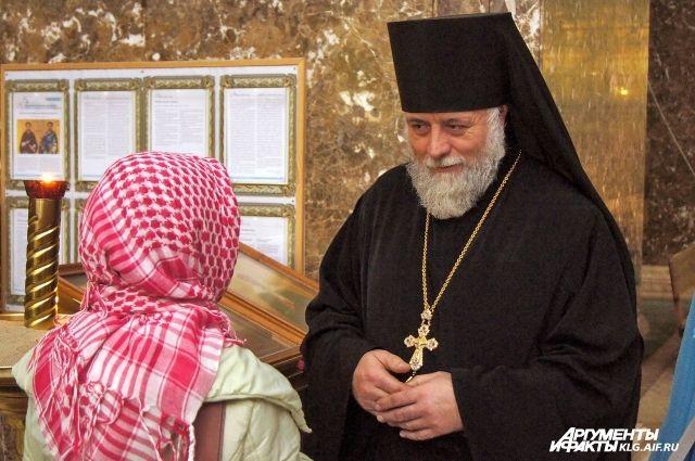 Отец Николай: «Епископ должен быть ближе к людям».
