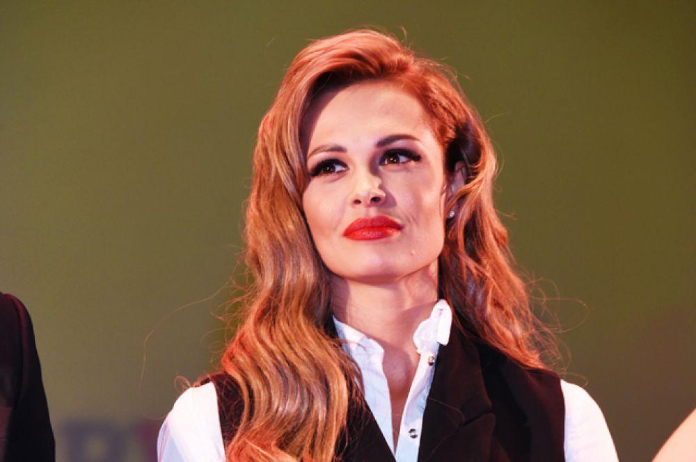8 место. Актриса Мария Горбань.