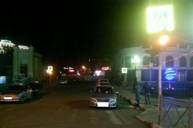 Женщина выпала изтакси находу изнелегального такси вКисловодске