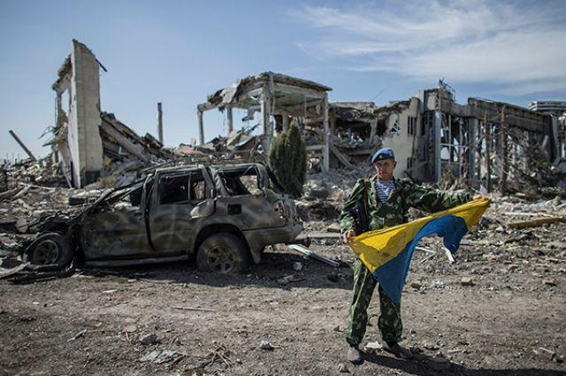 Намариупольском направлении случилось боестолкновение между силами АТО ибоевиками