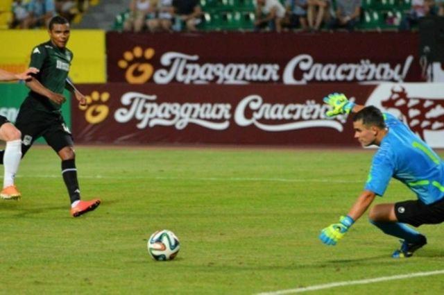 ФК «Краснодар» преждевременно вышел вплей-офф Лиги Европы