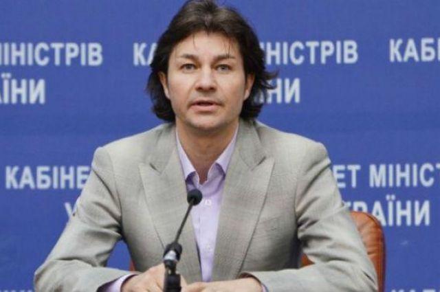Впарламент государства Украины внесли распоряжение оботставке руководителя Минкульта