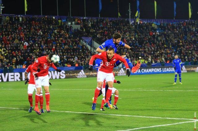 «Ростов» получит 1,5млневро запобеду над «Баварией»