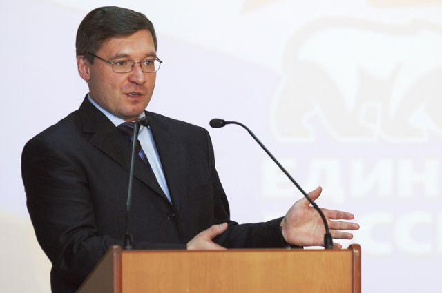 24ноября Владимир Якушев выступит сежегодным посланием Тюменской областной думе
