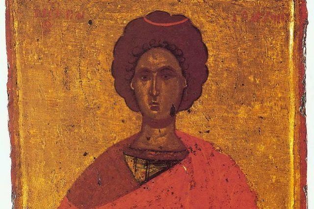 Жития святого называют Пантелеймона «врачом безмездным».