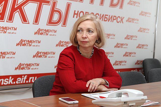 Эксперт-коуч  ГАУ «Центр развития профессиональной карьеры» Марина Казачанская.