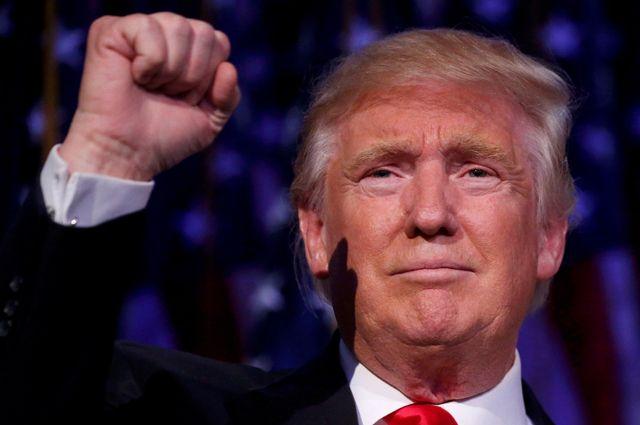 Кзвезде Трампа вГолливуде приставят круглосуточную охрану