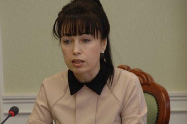 На данную должность Людмила Кипурова назначена 8 ноября.