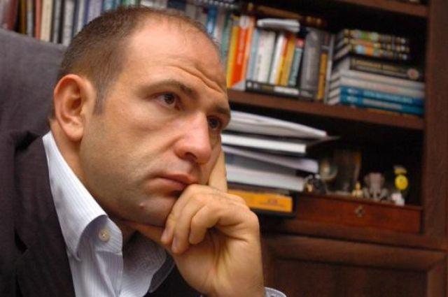Парцхаладзе назначен заместителем руководителя Минрегиона