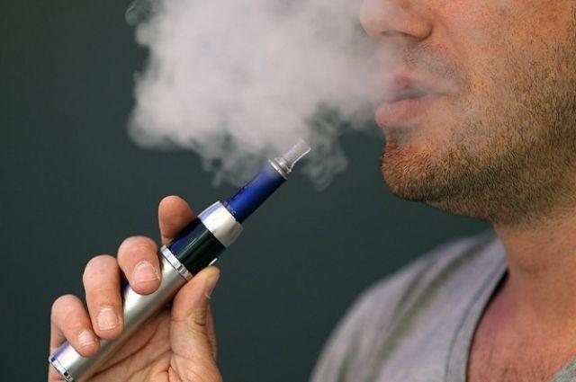 Взрыв электронной сигареты вштанах мужчины напомнил сцену из«Звездных войн»