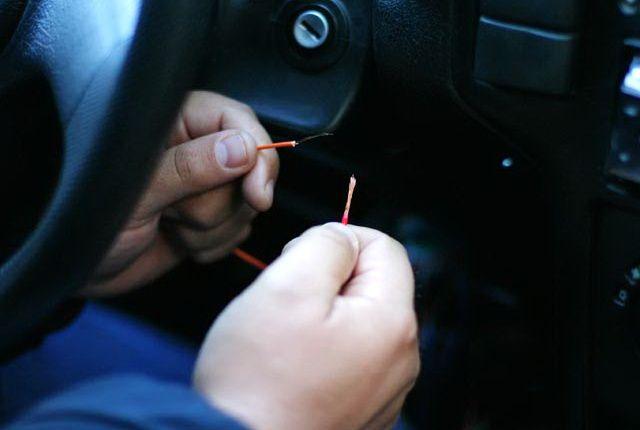 16-летнего подростка арестовали зашесть угонов авто