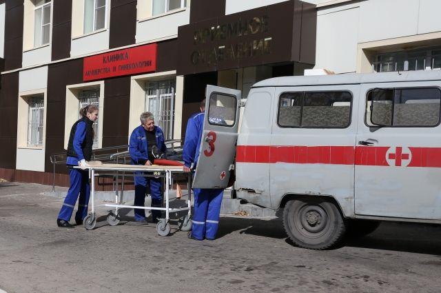 ВЭнгельсе в итоге запуска самодельного салюта умер 26-летний парень