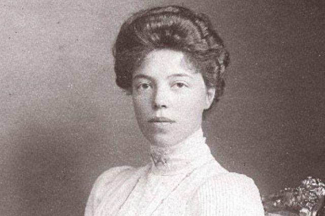Ольга Александровна.