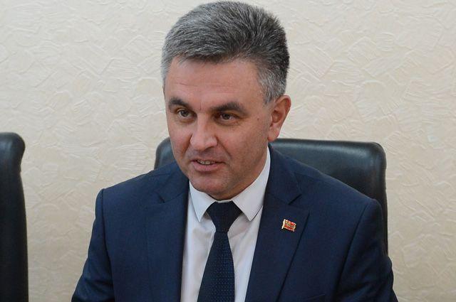 Депутат Верховного Совета ПМР Вадим Красносельский.