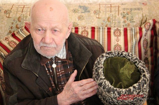 «Папаху я сам сшил, это умение у даргинцев в крови», - гордится ветеран.