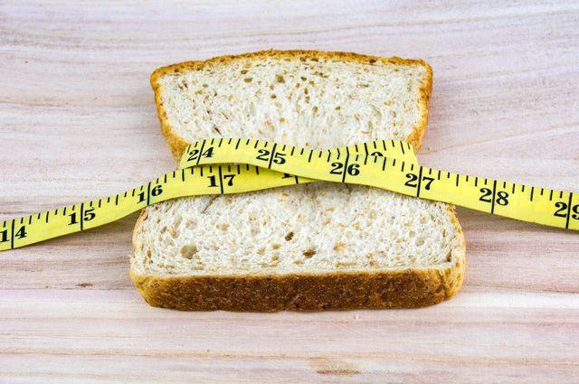 Ограничение в еде для похудения