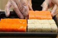 На блюда Японской кухни в России нет государственного стандарта.