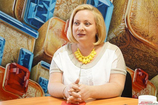 Светлана Пермякова.