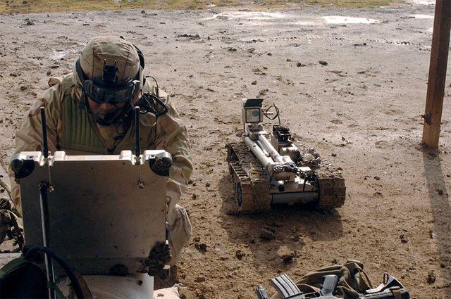 Американский военный подорвался навзрывном устройстве вСирии