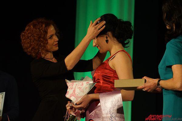 В итоге самой титул «Пермская краса» взяла 21-летняя Каринэ Агаджанян.