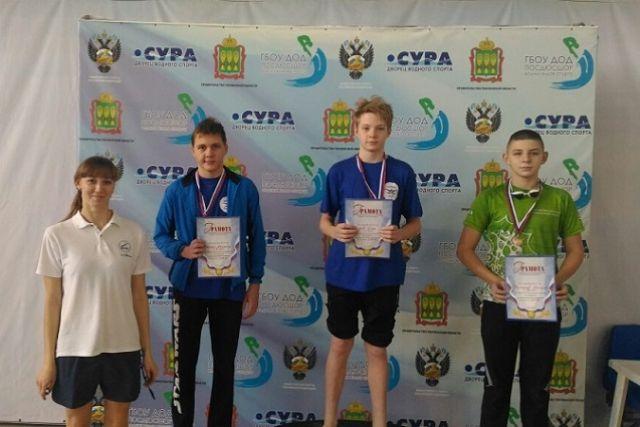 Первые победили и призеры первенства области получили заслуженные награды.