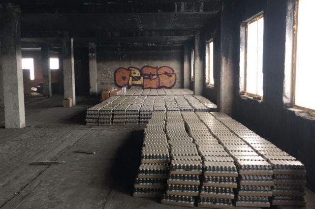 ВМордовии занеполный год изъяли 1 900 литров контрафактного алкоголя