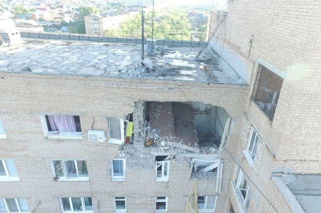 Трагедия, произошедшая в доме на улице Алтайской, ещё одно подтверждение того, что с газом шутки плохи.
