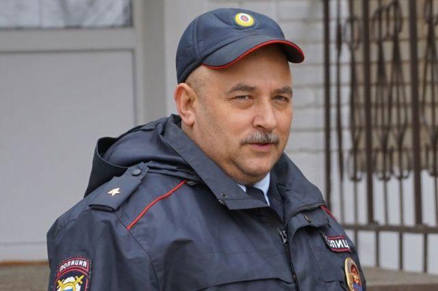 В Ольгинском поселении  Владимира Бокова знает каждый.