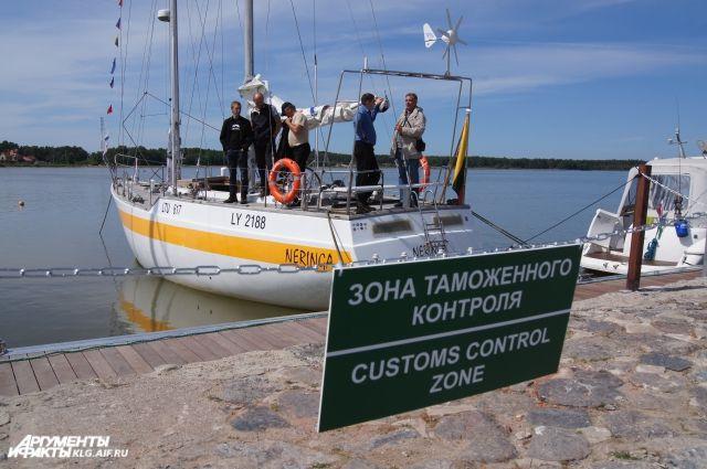 Минтуризма рассчитывает, что развитие водного туризма привлечет в Калининградскую область порядка 100 тысяч туристов.