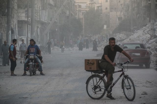 ВСирии засутки зафиксированы 34 обстрела состороны боевиков