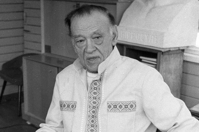 Фёдор Углов.