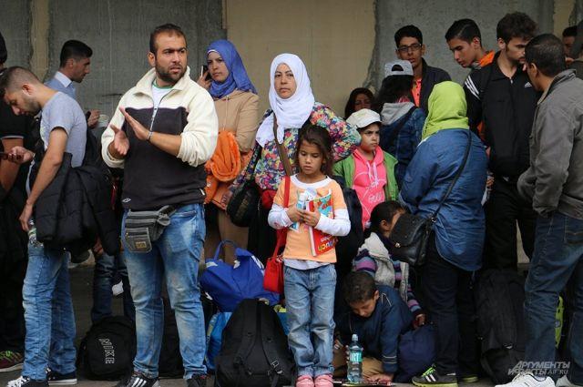 ангела меркель отъезда германии беженцев
