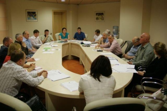 Заседание комитета ФФУ