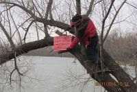 Кроме постоянных рейдов, которые проходят во всех районах города, проводится предупредительная работа.