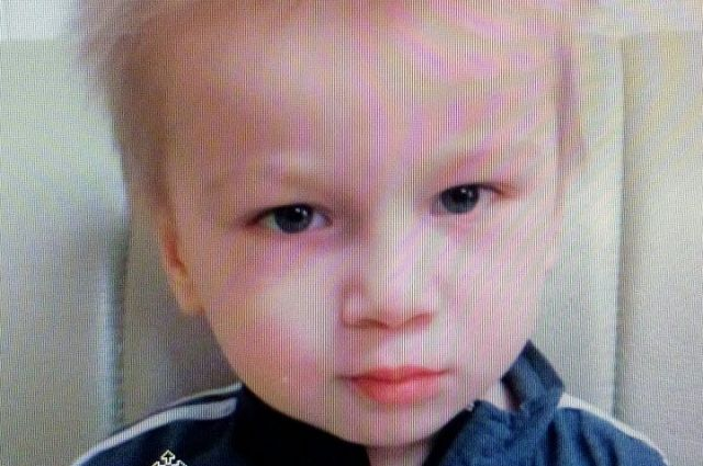 ВЧелябинске наулице отыскали 3-летнего ребенка